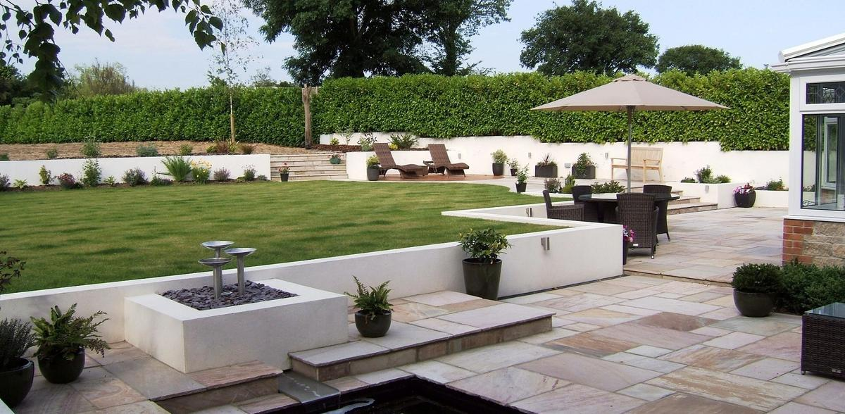 Ground maintenance company uk devon classical garden design for Garden design yeovil